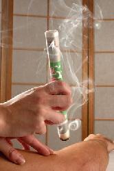 Curso de Moxibustion Cursos y tratamientos de medicina china